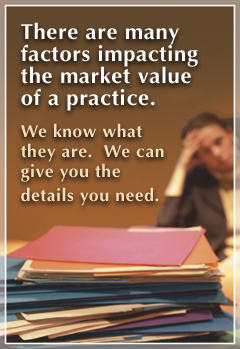 Many factors impact market value.  We know what they are.